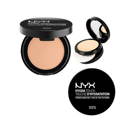 NYX Hydra Touch Powder Foundation-Cocoa