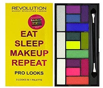 Revolution Pro Looks Palette -Eat Sleep Makeup Repeat