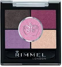 Rimmel Glam'Eyes HD 5-Colour Eye Shadow