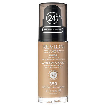 Revlon ColorStay Makeup For Combination/Oily Skin- Rich Tan 350