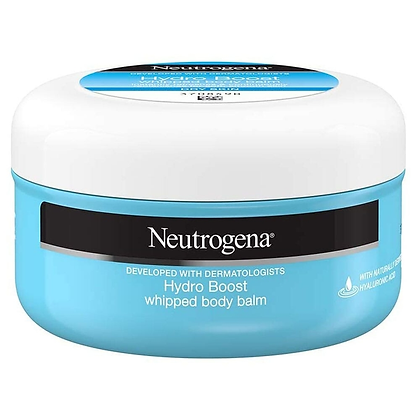 Neutrogena Hydro Boost Whipped Body Balm Gel - 200ml