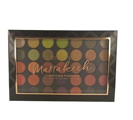 Technic Pressed Pigments Palette -Marrakech
