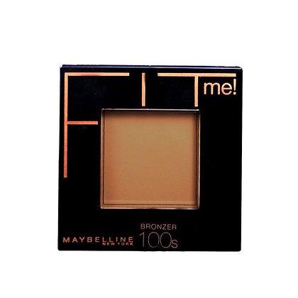 Maybelline Fit Me Bronzing Pressed Powder