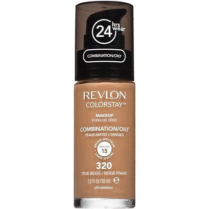Revlon ColorStay Makeup For Combination/Oily Skin-True Beige 320