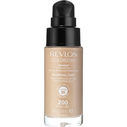 Revlon ColorStay Makeup For Normal/Dry-Nude 200