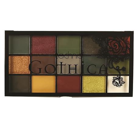 Technic Pressed Pigment Pallete- Gothica