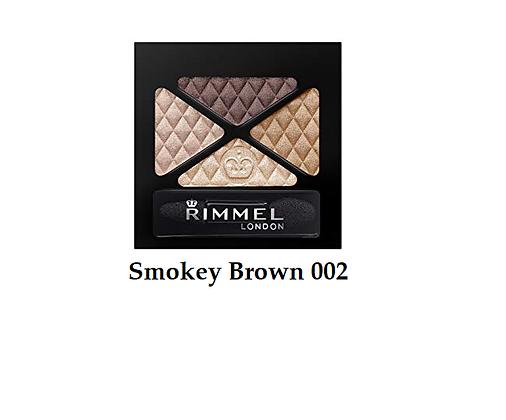 Rimmel Glam'Eyes Quad Eyeshadow