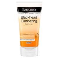Neutrogena Blackhead Eliminating Facial Scrub- 150 ml