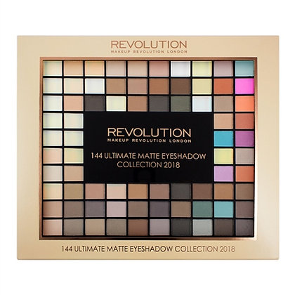 Revolution Ultimate 144 Eyeshadow Palette Matte 2018