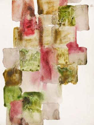 """PARADISE"" [PROCESS] | Watercolor on paper | 20 x 29,7 cm"