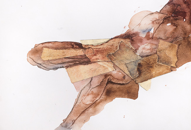 """UNTITLED"" [LYING NAKED MAN]"" 