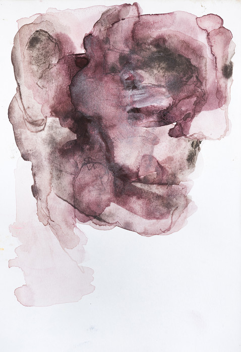 """UNTITLED"" [SELF-PORTRAIT] 