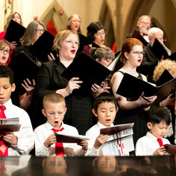Singing with Pax Christi Chorale