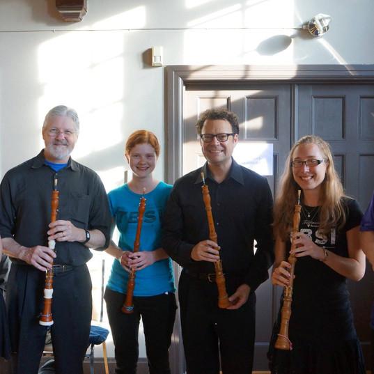 Tafelmusik Baroque Summer Institute