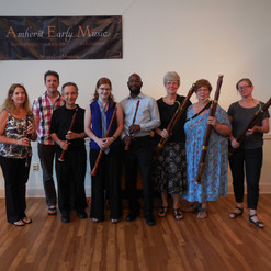 Amherst Early Music Festival Oboe Band