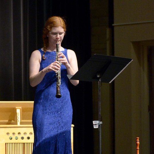 Denton Hall Solo Recital