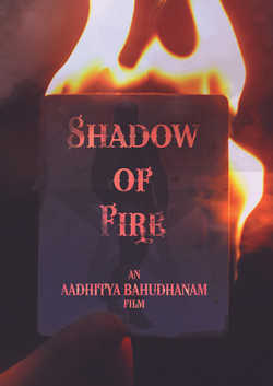 Shadow of fire