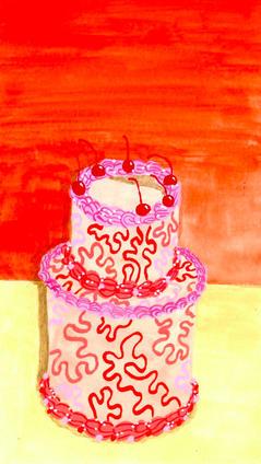 Birthday Cake, 2021