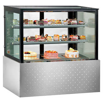 Bonvue chilled food display