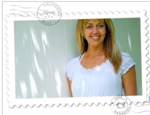 Laurie Vukich, set stylist, makeup artist and hair stylist
