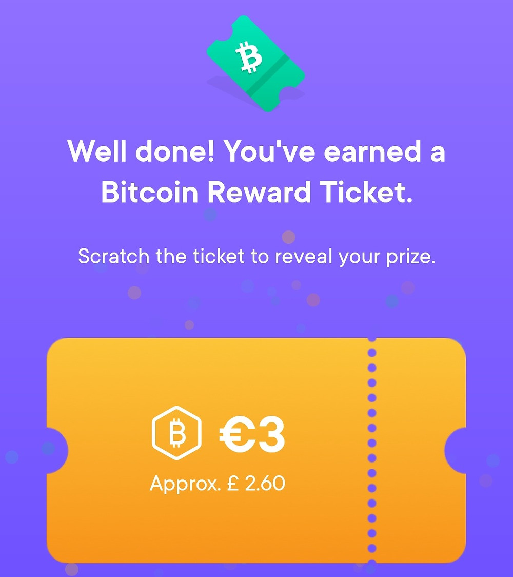 Reward proof