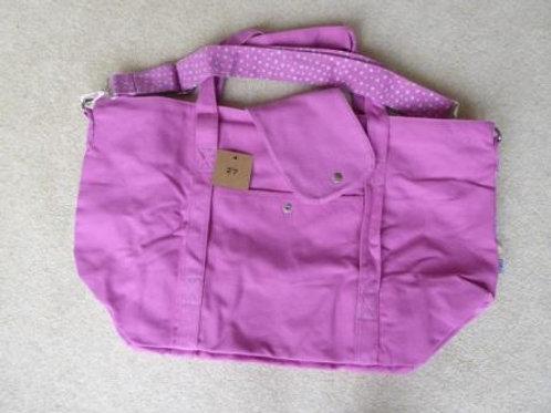 popper/mark fault (27) - pink (no pouch bag)