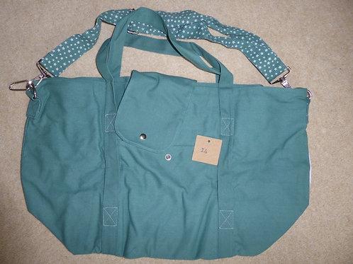 popper fault (14) - green (no pouch bag)