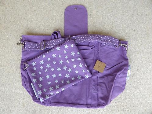 shoulder strap stitching (9) - purple