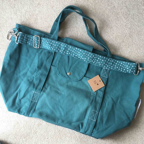 stitching fault (15a) - green (no pouch)