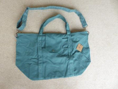 stitching fault (78) - green (no pouch bag)