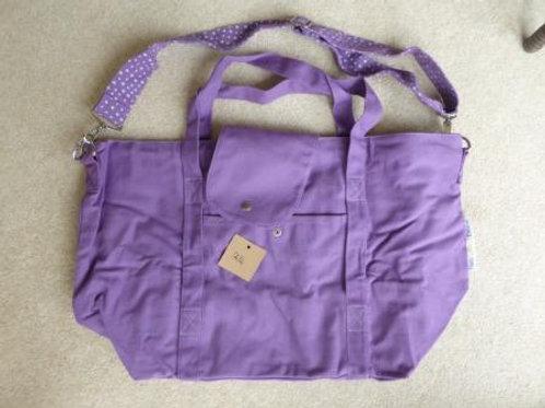 popper fault (44) - purple (no pouch bag)
