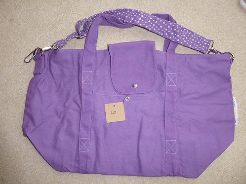 popper fault (17) - purple (no pouch bag)