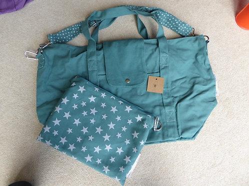 shoulder strap stitching (8) - green
