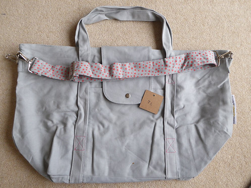 stitching fault (74) - ice grey (no pouch bag)