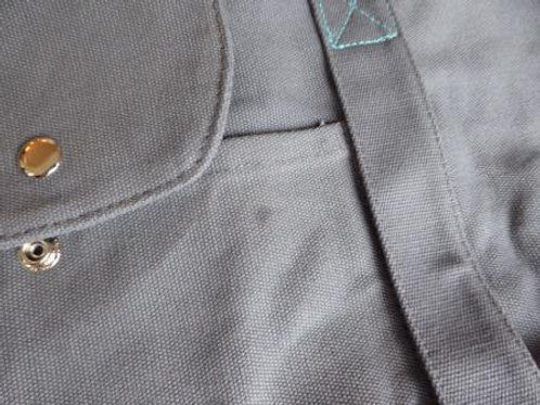 mark fault (1) - grey / turquoise (no pouch)