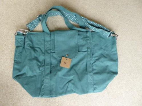 stitching fault (81) - green (no pouch bag)