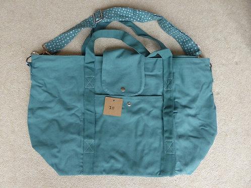popper fault (10) - green (no pouch bag)