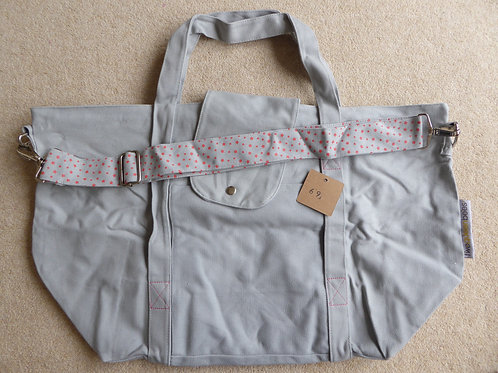 stitching fault (69) - ice grey (no pouch bag)