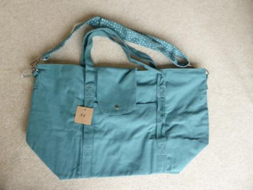 stitching fault (79) - green (no pouch bag)