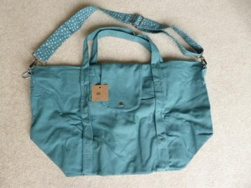 stitching fault (80) - green (no pouch bag)