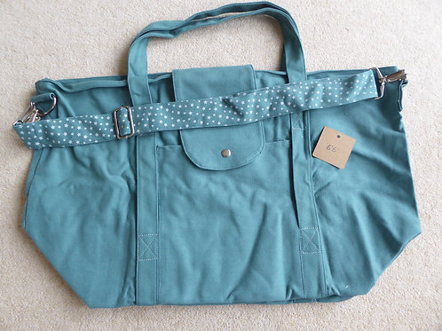 popper fault (66) - green (no pouch bag)