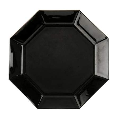 large_BlackOctagonDinnerPlate_DC