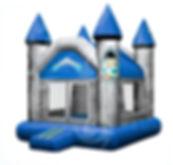 Deluxe Castle Bounce House Rental