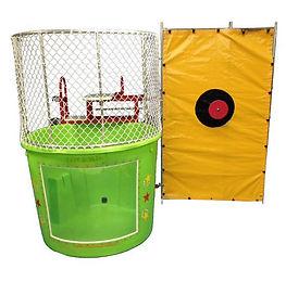 dunk tank, dunk tank rental, carnival game rental, carnival game, event game, event game rental, York, PA, Rental