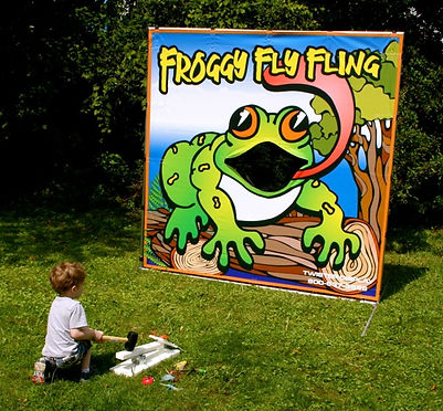 Froggy Fly Fling Game, Game Rental, Carnival Game, Carnival Game Rental, Rental, York, PA