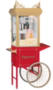 Popcorn Machine, Popcorn machine rental, carnival food rental, carnival food, popcorn, rental, York, PA