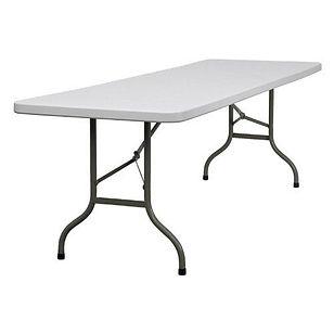 Plastic Banquet Table, table rental, York, PA Rental