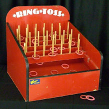 ring toss, ring toss renta, carnival game, carnival game rental, event game, event game rental, York, PA, Rental