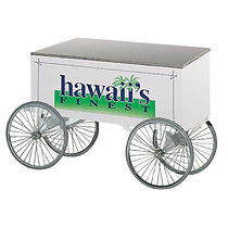Hawaiian Ice, Hawaiian Ice Cart, Food Cart, Rental, York, PA
