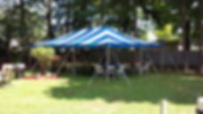 Party Tent, Party Canopy, DIY Tent, York, PA